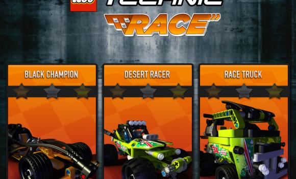 LEGO Technic Race Ekran Görüntüleri - 6