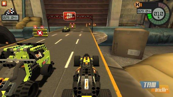 LEGO Technic Race Ekran Görüntüleri - 2