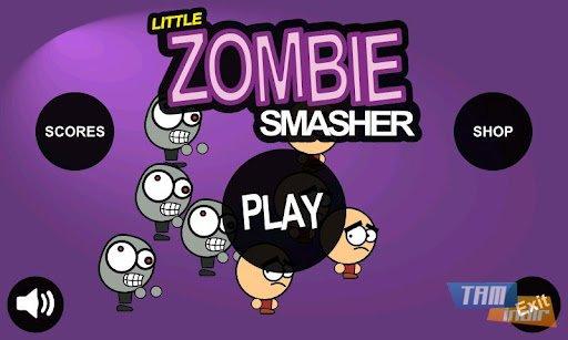 Little Zombie Smasher Ekran Görüntüleri - 2