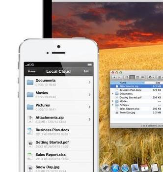 Local Cloud Ekran Görüntüleri - 5