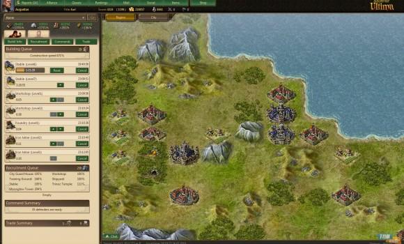 Lord of Ultima Ekran Görüntüleri - 1
