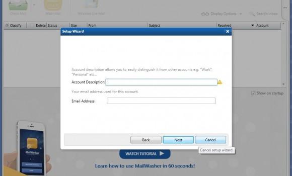 MailWasher Free Ekran Görüntüleri - 4