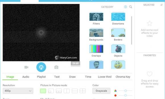ManyCam Ekran Görüntüleri - 3