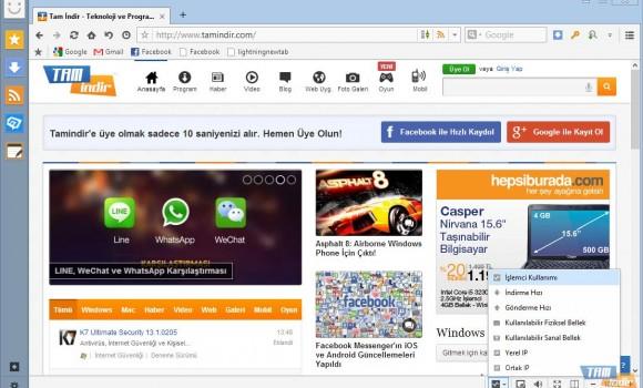 Maxthon Cloud Browser Ekran Görüntüleri - 4