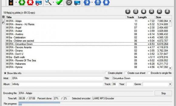 MC Full Audio Converter Ekran Görüntüleri - 1