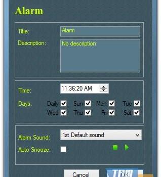 Media Freeware Free Countdown Timer Ekran Görüntüleri - 3