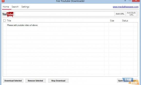 Media Freeware Free Youtube Downloader Ekran Görüntüleri - 3