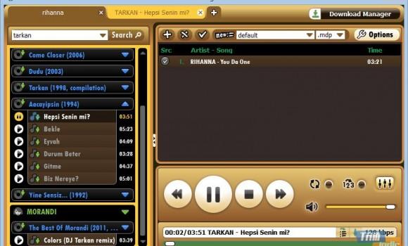 MediaDrug Ekran Görüntüleri - 2
