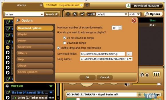 MediaDrug Ekran Görüntüleri - 1