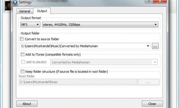 MediaHuman Audio Converter Ekran Görüntüleri - 1