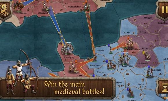 Medieval Wars: Strategy & Tactics Ekran Görüntüleri - 4