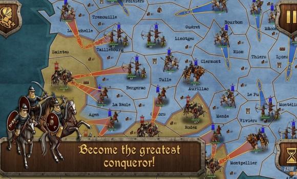 Medieval Wars: Strategy & Tactics Ekran Görüntüleri - 3