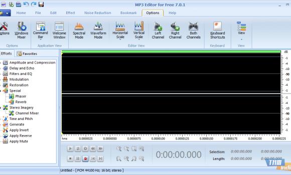 Mp3 Editor for Free Ekran Görüntüleri - 1