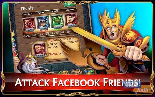 Merlin's Rage Ekran Görüntüleri - 4