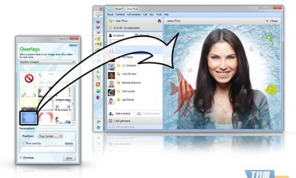Messenger Plus! for Skype Ekran Görüntüleri - 3