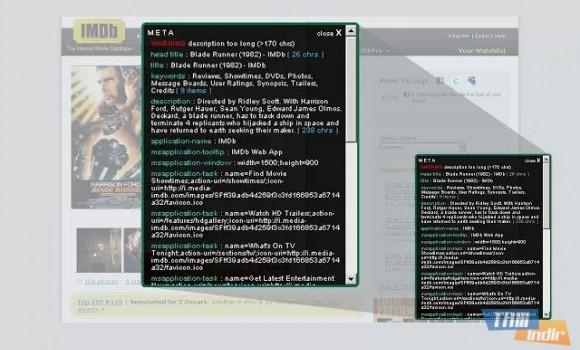 META SEO inspector Ekran Görüntüleri - 1