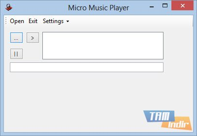 Micro Music Player Ekran Görüntüleri - 2