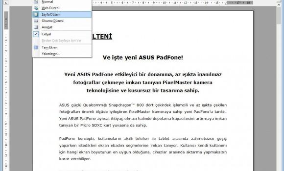 Microsoft Word Viewer 2003 Ekran Görüntüleri - 4