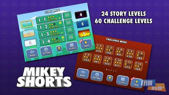 Mikey Shorts Ekran Görüntüleri - 2