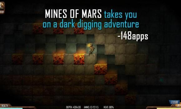 Mines of Mars Ekran Görüntüleri - 2