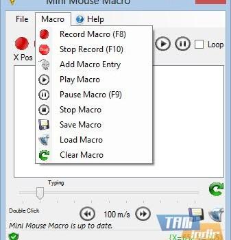 Mini Mouse Macro Ekran Görüntüleri - 1