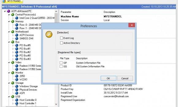 MiTeC System Information X Ekran Görüntüleri - 2