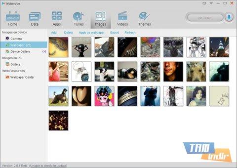 MoboRobo Ekran Görüntüleri - 4