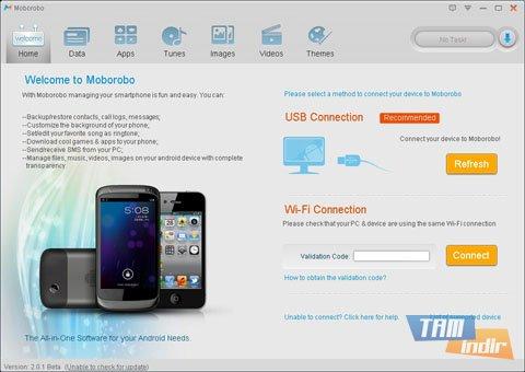 MoboRobo Ekran Görüntüleri - 3