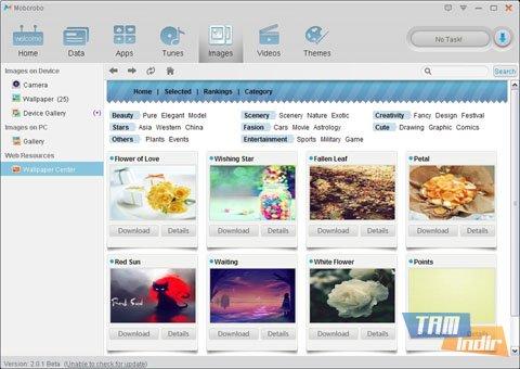 MoboRobo Ekran Görüntüleri - 1