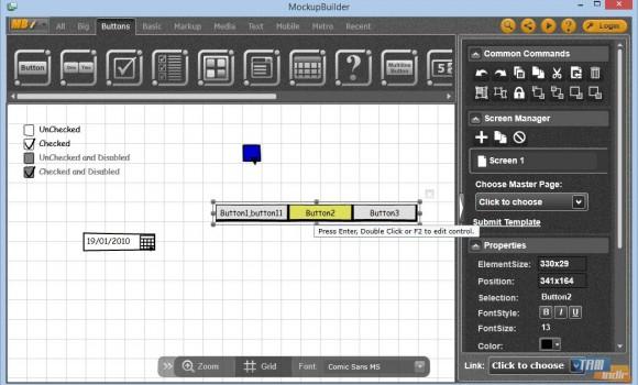 MockupBuilder Ekran Görüntüleri - 2