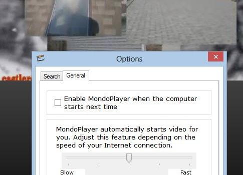 MondoPlayer Ekran Görüntüleri - 1