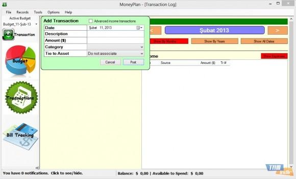 MoneyPlan Ekran Görüntüleri - 1