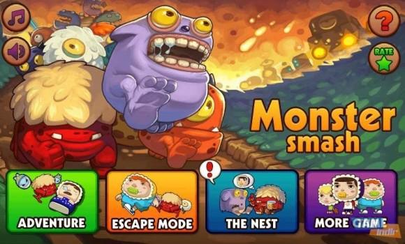 Monster Smash Ekran Görüntüleri - 5