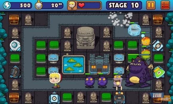 Monster Smash Ekran Görüntüleri - 2
