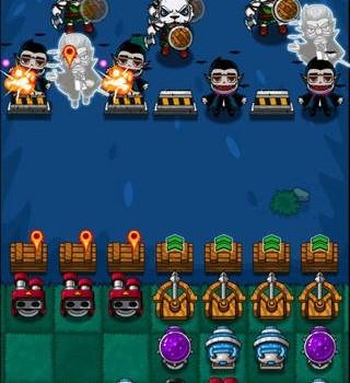 Monster War Ekran Görüntüleri - 3