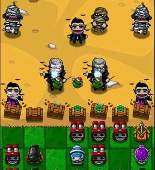 Monster War Ekran Görüntüleri - 2
