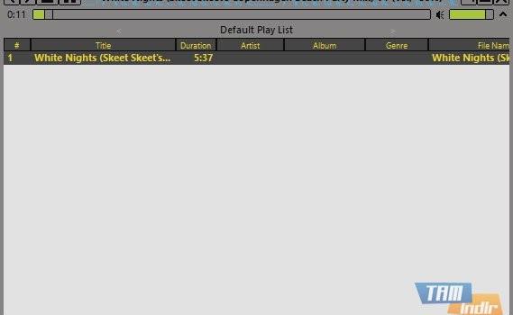 Moo0 AudioPlayer Ekran Görüntüleri - 1