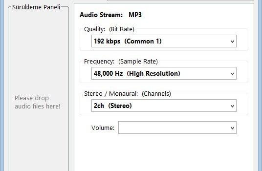 Moo0 AudioTypeConverter Ekran Görüntüleri - 3