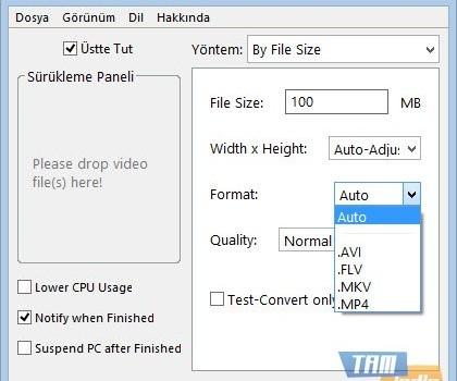 Moo0 Video Minimizer Ekran Görüntüleri - 3
