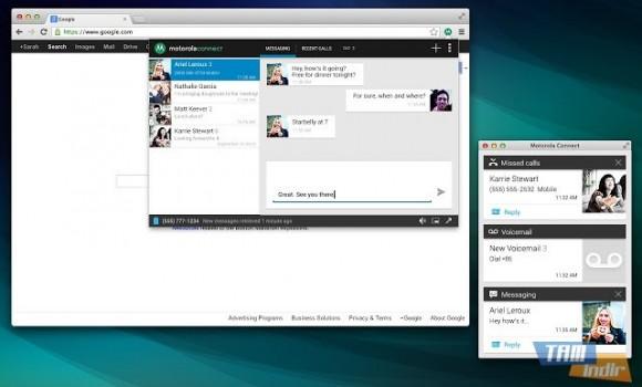 Motorola Connect Ekran Görüntüleri - 4