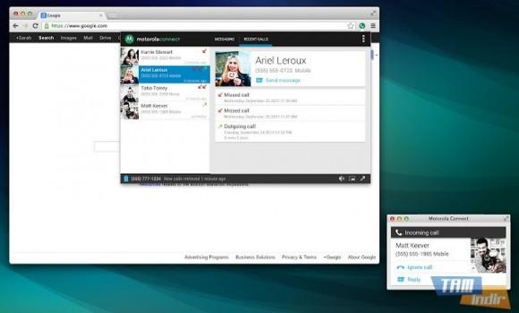 Motorola Connect Ekran Görüntüleri - 3