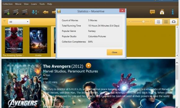 MovieHive Ekran Görüntüleri - 2