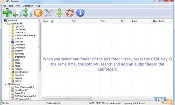 MP3 Karaoke Ekran Görüntüleri - 1