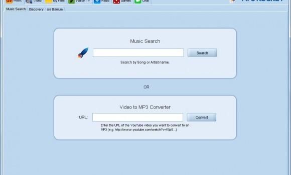 MP3 Rocket Free Version Ekran Görüntüleri - 5