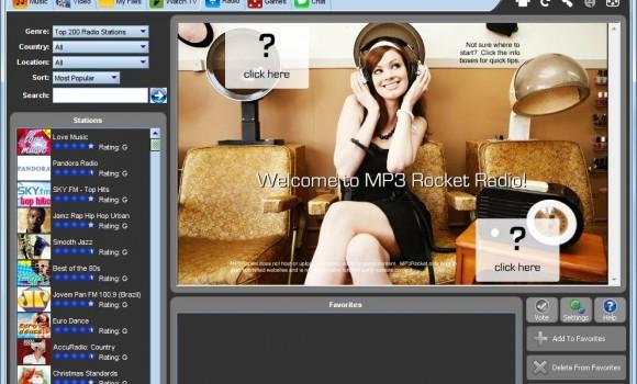 MP3 Rocket Free Version Ekran Görüntüleri - 2
