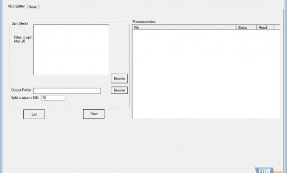 Mp3-Splitter Ekran Görüntüleri - 1
