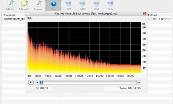 MP3 WMA Converter Free Ekran Görüntüleri - 4