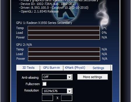 MSI Kombustor Ekran Görüntüleri - 2