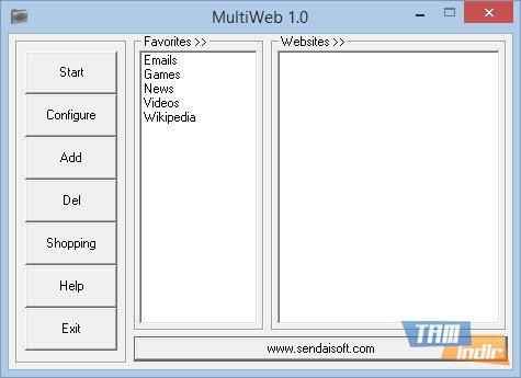 MultiWeb Ekran Görüntüleri - 4