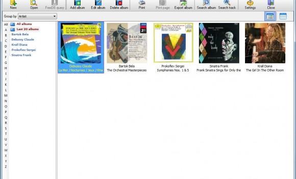 Music Collection Ekran Görüntüleri - 1